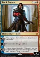 Eternal Masters Foil: Dack Fayden