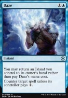 Eternal Masters Foil: Daze