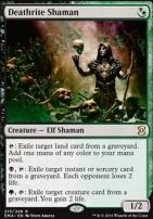 Eternal Masters Foil: Deathrite Shaman
