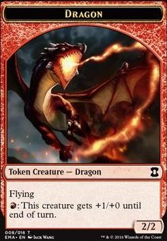 Eternal Masters: Dragon Token