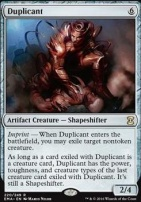 Eternal Masters Foil: Duplicant