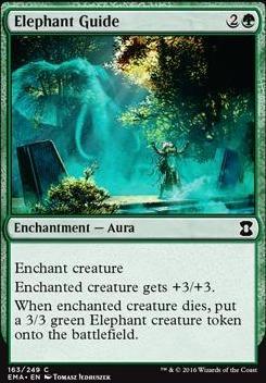 Eternal Masters Foil: Elephant Guide