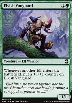 Eternal Masters: Elvish Vanguard