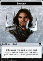 Eternal Masters: Emblem (Dack Fayden)