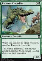 Eternal Masters Foil: Emperor Crocodile