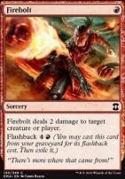 Eternal Masters Foil: Firebolt