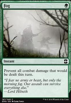 Eternal Masters Foil: Fog