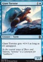 Eternal Masters Foil: Giant Tortoise