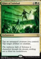 Eternal Masters Foil: Glare of Subdual