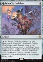 Eternal Masters Foil: Goblin Charbelcher