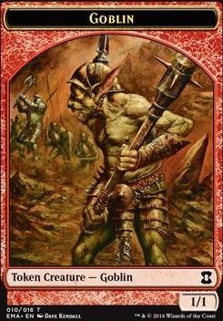 Eternal Masters: Goblin Token