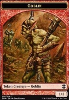 Eternal Masters: Goblin Token