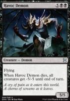 Eternal Masters Foil: Havoc Demon