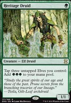 Eternal Masters: Heritage Druid