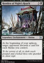 Eternal Masters Foil: Honden of Night's Reach