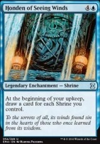 Eternal Masters Foil: Honden of Seeing Winds