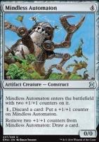 Eternal Masters Foil: Mindless Automaton