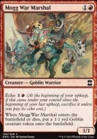 Eternal Masters Foil: Mogg War Marshal