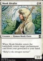 Eternal Masters: Monk Idealist