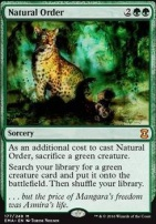 Eternal Masters: Natural Order