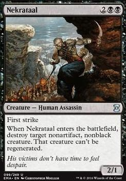 Eternal Masters Foil: Nekrataal