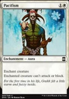 Eternal Masters Foil: Pacifism