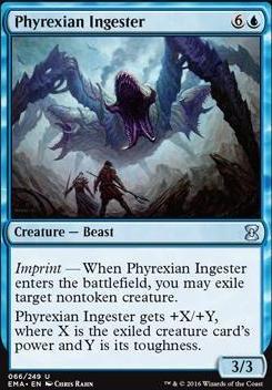 Eternal Masters Foil: Phyrexian Ingester
