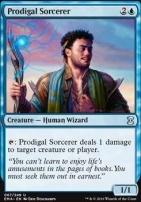 Eternal Masters Foil: Prodigal Sorcerer