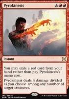 Eternal Masters: Pyrokinesis
