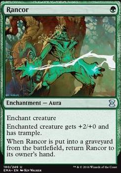 Eternal Masters: Rancor