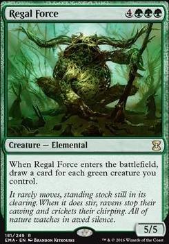Eternal Masters: Regal Force