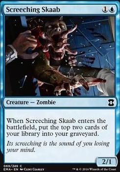Eternal Masters Foil: Screeching Skaab