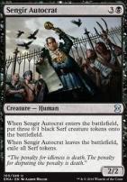 Eternal Masters Foil: Sengir Autocrat