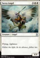 Eternal Masters Foil: Serra Angel