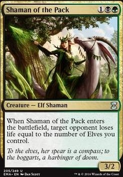 Eternal Masters: Shaman of the Pack