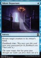 Eternal Masters Foil: Silent Departure