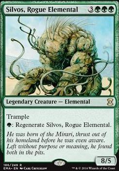 Eternal Masters: Silvos, Rogue Elemental