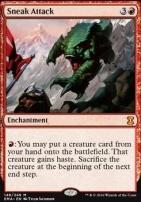 Eternal Masters Foil: Sneak Attack