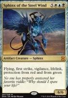 Eternal Masters Foil: Sphinx of the Steel Wind
