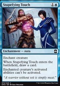 Eternal Masters: Stupefying Touch
