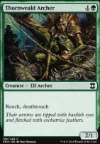 Eternal Masters Foil: Thornweald Archer