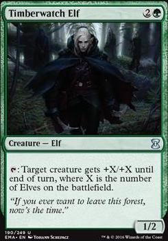 Eternal Masters: Timberwatch Elf