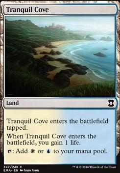 Eternal Masters Foil: Tranquil Cove