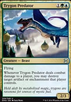 Eternal Masters: Trygon Predator