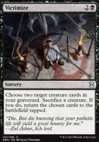 Eternal Masters Foil: Victimize