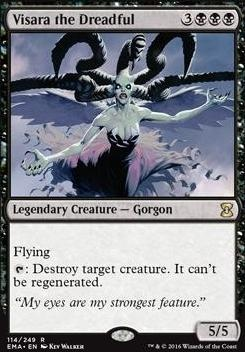 Eternal Masters: Visara the Dreadful