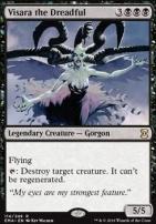 Eternal Masters Foil: Visara the Dreadful