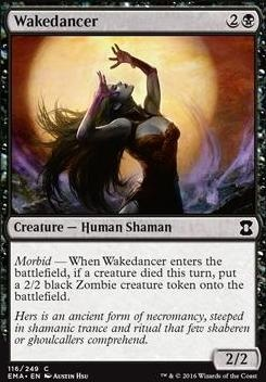 Eternal Masters Foil: Wakedancer