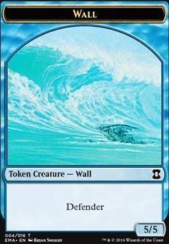 Eternal Masters: Wall Token