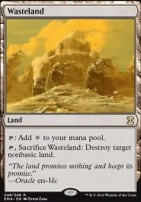 Eternal Masters: Wasteland